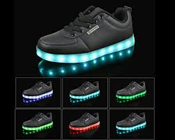 light up shoes for adults men shinmax led shoes led sneakers shoes series 7 colors led shoes
