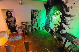 chambre bob marley la ville du rock a enfin bar l hebdo du vendredi