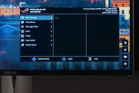 black friday sales target 144hz monitor asus rog swift pg279q review digital trends