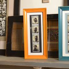 photo booth picture frames 4x10 picture frame for photo booth in foxy cove style and
