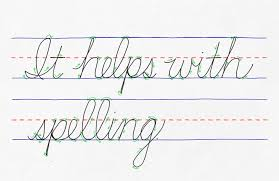the scientific case for teaching cursive handwriting to your kids
