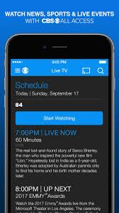 cbs full episodes u0026 live tv on the app store