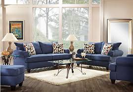 blue living room set romantic microfiber living room sets interesting blue set of