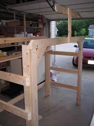 Twin Xl Loft Bed Frame College Dorm Loft Accepts Twin Xl Frame Updated 6 Steps