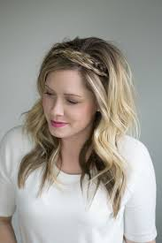braided hair headband gorgeous braided headband hair styles trends4us