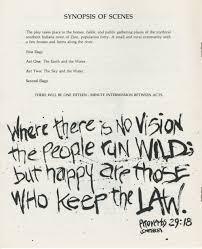 ann arbor civic theatre program the diviners march 14 1984