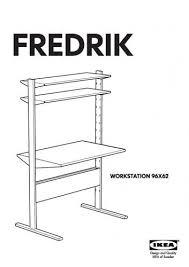 Ikea Jerker Desk Instructions Fabulous Ikea Desk Fredrik Sale Ikea Fredrik Computer Desk