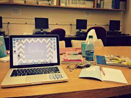 How To Organize My Desk College Survival What S On My Desk