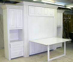it u0027s a murphy bed and craft table perfect for our future guest