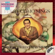 perry como sing merry by perry como cd with