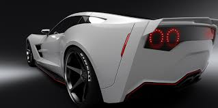 corvette generations parts creating the supervettes sv8 r from a chevy corvette c6