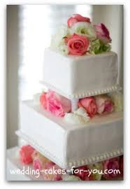 Square Wedding Cakes Wedding Cake Designs And Creative Wedding Cake Styles To Dazzle You