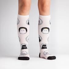 cameow women u0027s knee high sock it to me