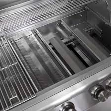 Built In Gas Grills Blaze 40 Inch 5 Burner Built In Natural Gas Grill With Rear
