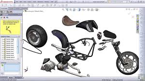 solidworks 2013 tutorial exploded view youtube