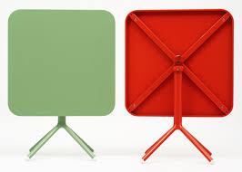 lightweight folding table and chairs folding table british designer samuel wilkinson has created a
