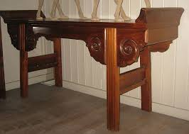 altar table for sale chinese jumu wood altar table dynasty collections antiques