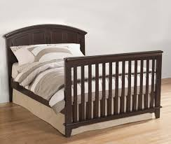 Westwood Convertible Crib Westwood Jonesport Convertible Crib Chocolate Mist N Cribs
