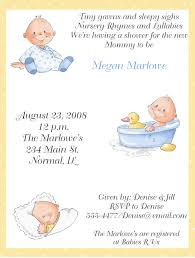 baby shower invitation wording in spanish gallery invitation