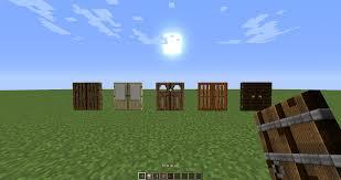 Portillon Minecraft by 1 8 1 Ste Pack Le Pack De Base En Mieux X8 à X256 Page