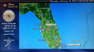 port canaveral map trip log day 1 3 bahamian cruise on disney magic port