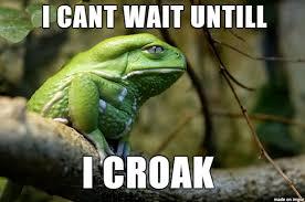 Depressed Frog Meme - depressed frog is depressed meme on imgur