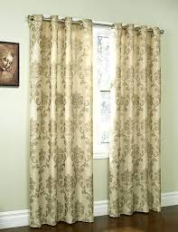 Grommet Curtains 63 Length Window Treatments 63 Inches Long Aurora Home Solid Insulated