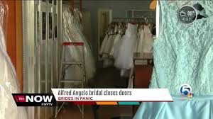 the bridal shop alfredo angelo bridal shop filing for bankruptcy as brides demand