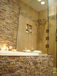 river rock bathroom ideas river rock tile bathroom awesome sheets on wall and floor tinyrx co
