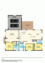 rest floor plan 28 grand junction drive miners rest vic 3352 sold