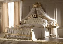 Fashion Bedroom Romantic Luxury Beds Design With Classic Style Home Design And