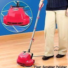 floor scrubber polisher ebay