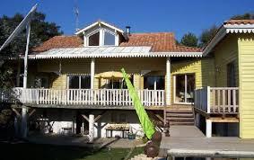 chambre d hote a capbreton chambre d hôtes la maison jaune à capbreton dans les landes