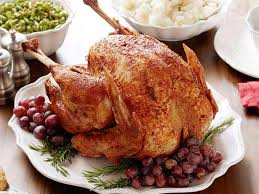 roast turkey recipe taste of home fried turkey recipe paula deen food network