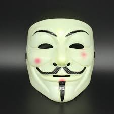 v mask halloween mask masquerade masks for vendetta anonymous