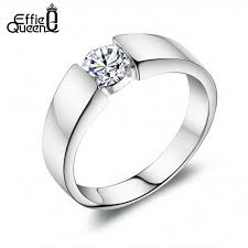 rings design effie unisex new fashion charm brand design wedding