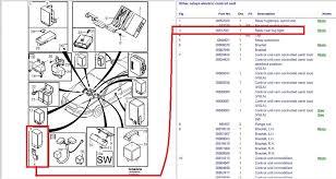 volvo s40 fuse box location volvo wiring diagrams for diy car