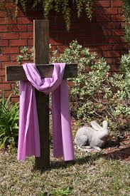 Outdoor Easter Decorations Ideas by Coastal Charm Diy Easter Cross