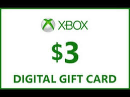 xbox live gift cards free 3 xbox live gift card in rewards free microsoft