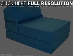 Folding Cushion Chair Bed Sleeper Chair Folding Foam Bed Ktactical Decoration
