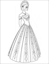 anna frozen coloring pages 35 free disney u0027s frozen coloring