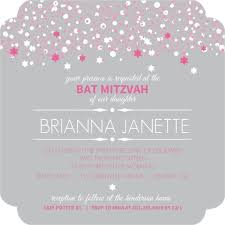 bat mitzvah card wording and salutations