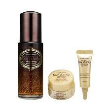 Serum Gold etude house gold repairing essential serum 1pack 3item