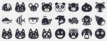 dafont emoji font
