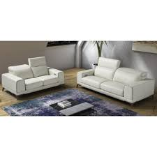Beige Leather Living Room Set Modern Contemporary Sofa Sets Sectional Sofas Leather Couches