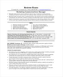 fashion marketing coordinator job description marketing resume templates