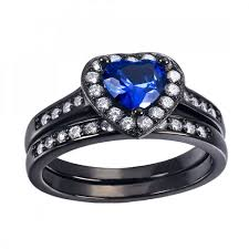 Sapphire Wedding Rings by Wedding Rings Sapphire And Diamond Eternity Band Vintage Wedding