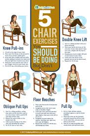 5 Position Floor Chair 5 Chair Exercises That Reduce Belly Fat In No Time