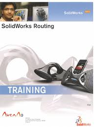 solidworks routing pdf