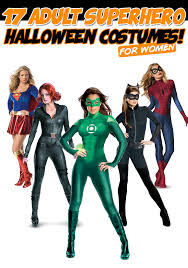 female superhero halloween costumes for every fangirl